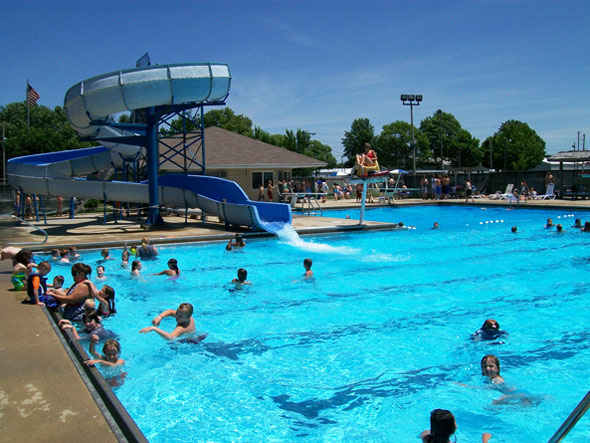 Allen Memorial Pool Decatur County Parks And Recreation