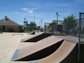 Decatur County Skate Park