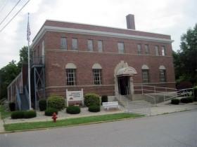 Parks Department Building