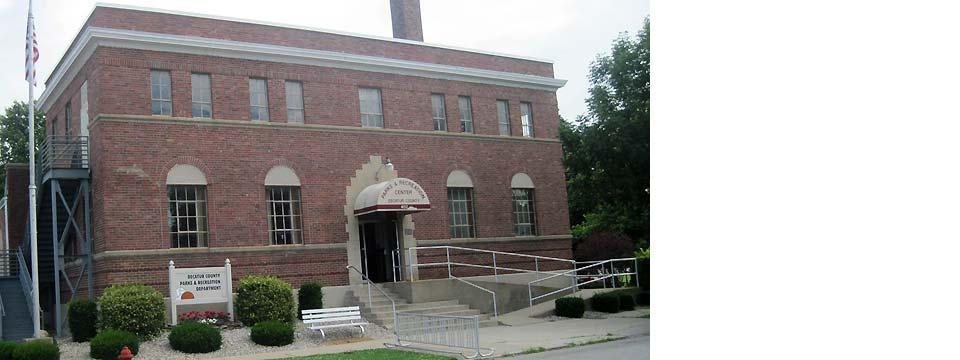 Decatur County Parks Department Building